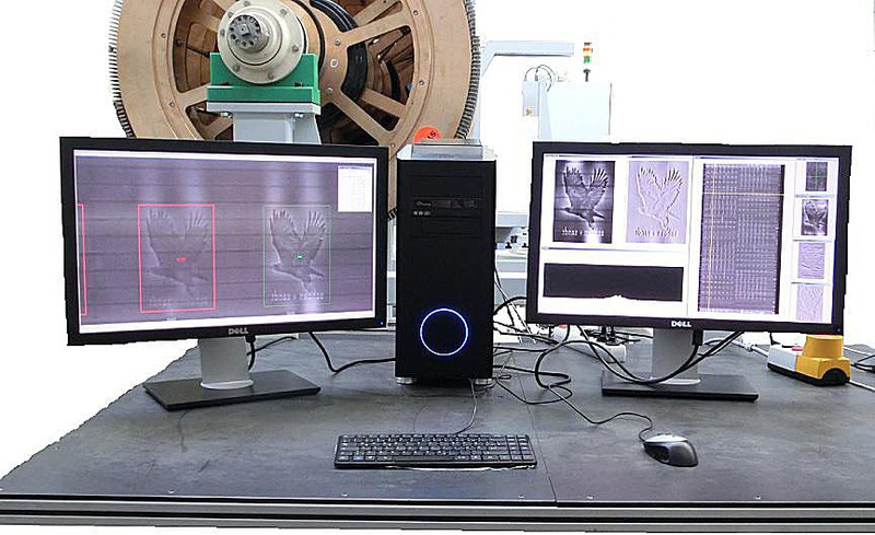 BCS machine vision GmbH - Germany - 3D-Inspection of
